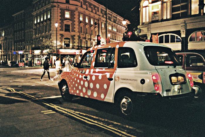 London Cab's