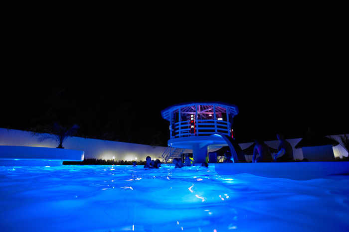 Blue Pool @ Dj Sets