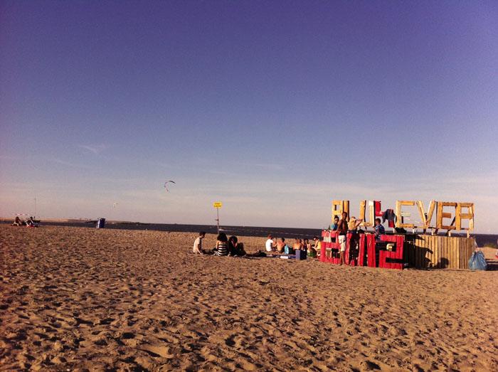 blijburg beach
