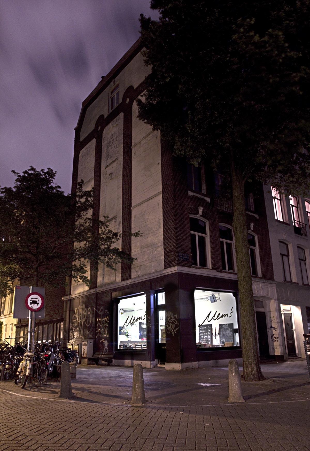 Restaurant Coffee Amsterdam