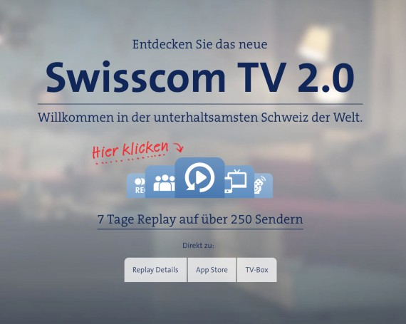 Swisscom TV2.0
