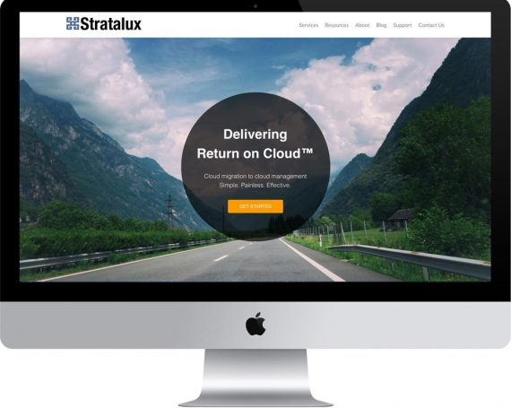 Redesign for Stratalux